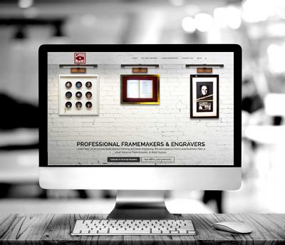 Lasermark Website