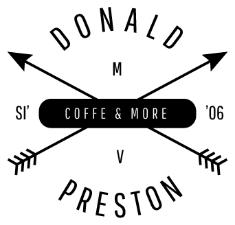 Vinatge Logo Black