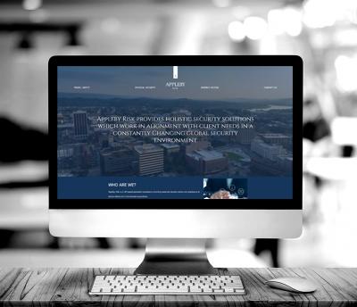 Appleby Risk Security Website